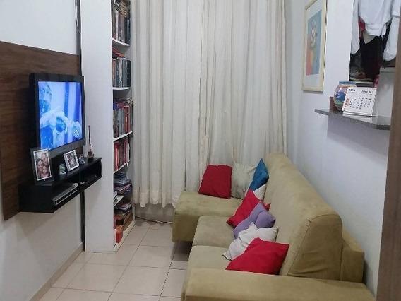 Belíssimo Apartamento 54 M2 - Ap00295 - 3214992