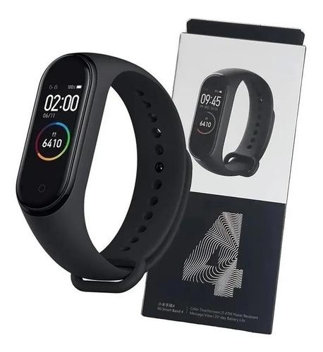 Relógio Inteligente Bluetooth M4 À Prova D'água/esportivo