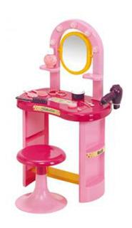 Juguete Set Belleza Tocador Rondi 12 Accesorios Nenas