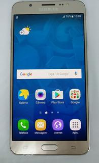 Samsung Galaxy J7 J710mn/ds Metal Dual 16gb Vitrine Burn-in