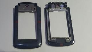 Frontal Motorola V8 Azul Original