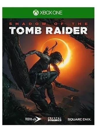 Shadow Of The Tomb Raider Xbox One Mídia Digital + Brinde