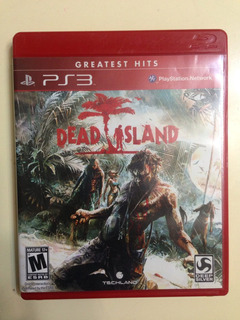 Juego Ps3 Dead Island