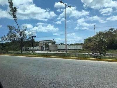 Terreno En Renta Para Encierro De Autos Cancun