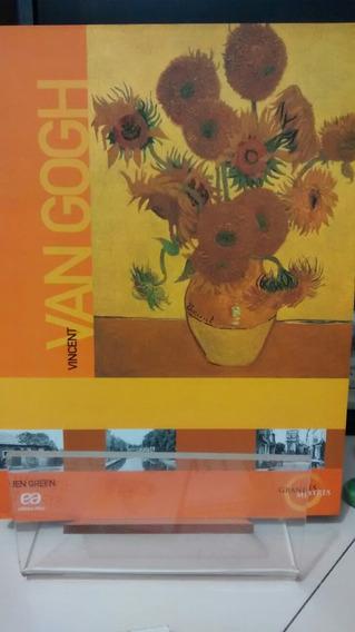 Vincent Van Gogh Grandes Mestres Jen Green Zona Norte
