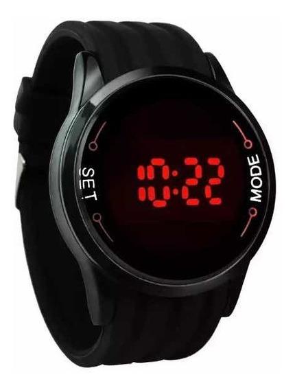 Reloj Led Caballero