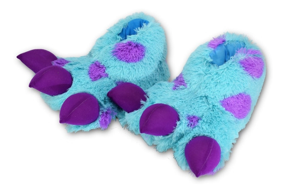 Pantufla Garra James P. Sullivan Monster Inc.