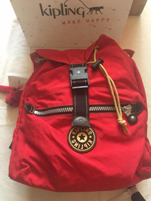 Kipling Backpack Red Keeper