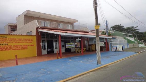 Sobrado À Venda Frente A Praia C/ Restaurante .ref.2884 S