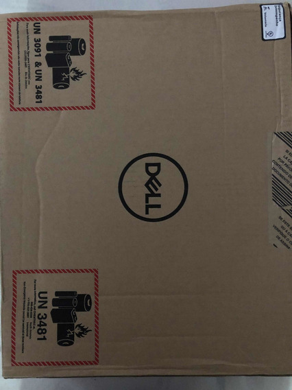 Notebook Dell Latitude 5490 Core I5 Ssd 256gb Novo