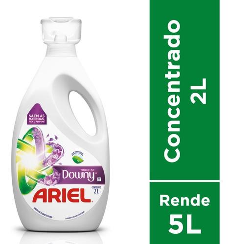 Sabão Líquido Concentrado Ariel Com Toque De Downy 2l