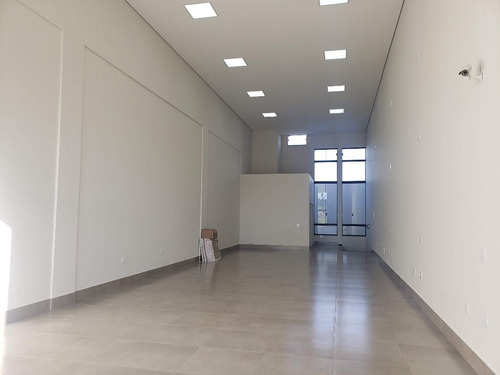 Salão Para Alugar, 186 M² Por R$ 3.800,00/mês - Jardim Firenze - Santa Bárbara D'oeste/sp - Sl0240