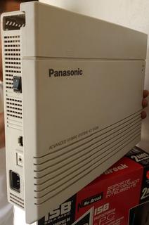 Conmutador Telefónico Panasonic Kx-ta308 (6x16)