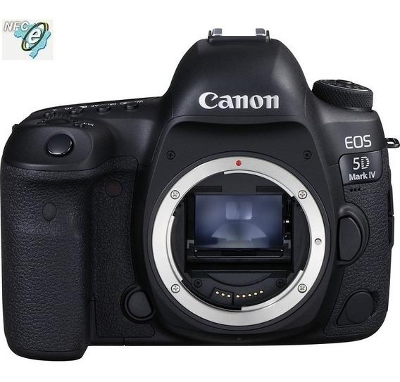 Canon Eos 5d Mark Iv Corpo Nota Fiscal