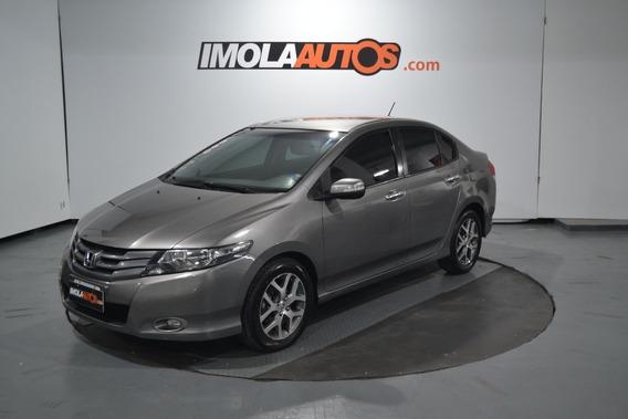 Honda City 1.5 Ex-l 2010 A/t -imolaautos-
