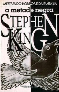 Livro A Metade Negra - Mestres Do Horror E Da Fantasia