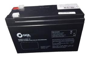 2 Baterias Para Alarme/cerca Elétrica 12v Giga/multilaser