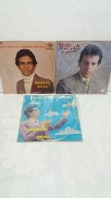 Marcos Silva - Coleção De 3 Discos De Vinil