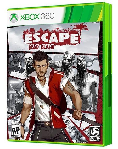 Escape Dead Island - Xbox 360 - Mídia Física E Original