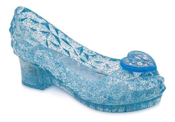 Sapato Cinderela Com Luzes Que Piscam Original Disney Store