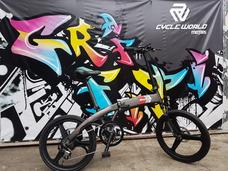 E-bike Bici Electrica Beta Smart 250w Plegable Hasta 22/9