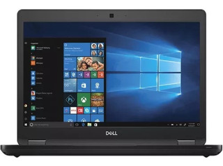 Notebook Dell Latitude 5490 I7 8650u 32gb Ram 250ssd Win Pro