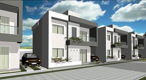 Imagem 1 de 8 de Casa Com 4 Quartos, 97,00m2, À Venda - Vila De Abrantes (abrantes) - Camaçari - 139