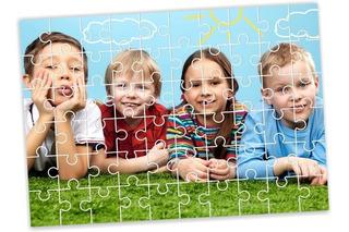 Puzzlez Rompecabezas 30 X 21cm - 120 Piezas Personalizados