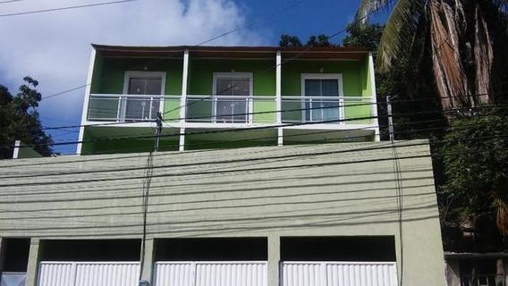 Casa Em Zé Garoto, São Gonçalo/rj De 70m² 2 Quartos À Venda Por R$ 180.000,00 - Ca607634