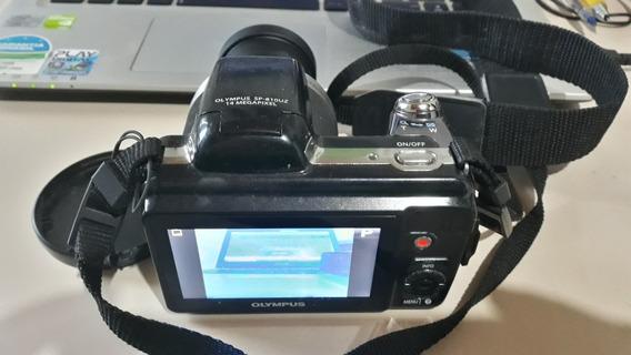 Olympus Sp 810 Uz 36x Lens
