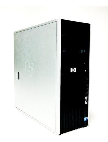 Workstation Hp Z400 Xeon W3505 16gb Ddr3 1.2tb