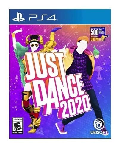 Just Dance 2020 Ps4 Juga Desde Tu Usuario - Entrego Ya!