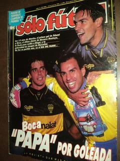 Boca / San Lorenzo / Gimnasia / Temperley / Solo Futbol 522