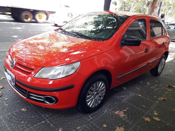 Volkswagen Gol Trend 1.6 Pack I-plus 101cv 5ptas 2009!!!