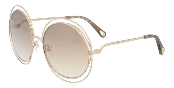 Óculos De Sol Feminino Chloé Original - Ce114sd