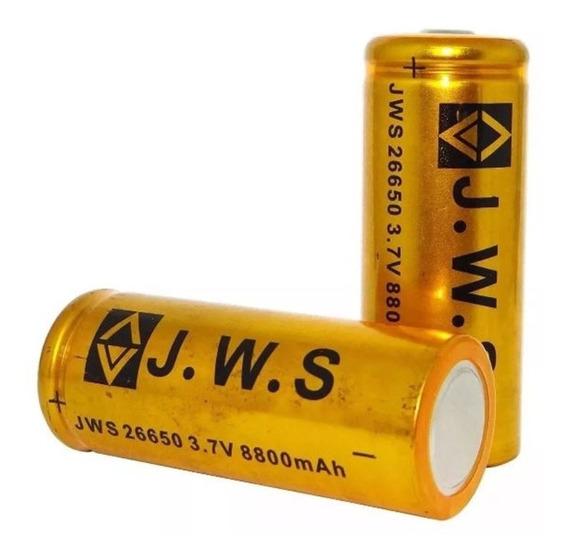 Bateria Recarregável T6-g2 26650 3.7v X899 A X999 T9