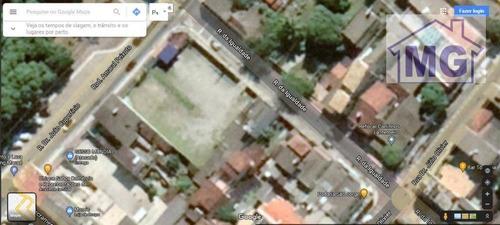 Imagem 1 de 4 de Terreno À Venda, 1088 M² Por R$ 3.900.000,00 - Centro - Macaé/rj - Te0095