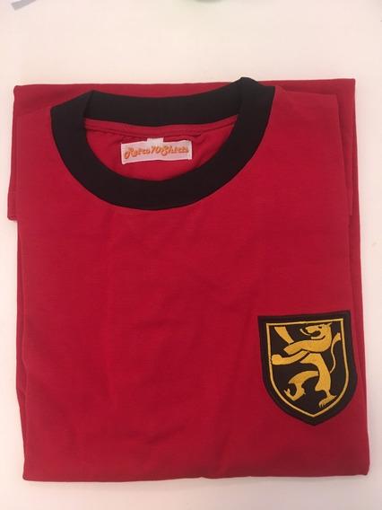 Camisetas De Seleccion De Belgica 70-80
