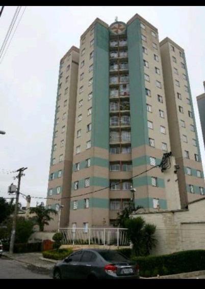 Apartamento Em Parque Do Carmo, São Paulo/sp De 52m² 2 Quartos À Venda Por R$ 250.000,00 - Ap233155