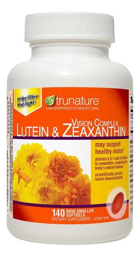 Vitamina Lutein Luteina Vision