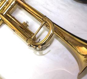 Trompete Jean Baptiste Jbtp 126m Profissional Com Case A9814