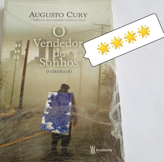 Livro Usado O Vendedor De Sonhos Augusto Cury ****estrelas