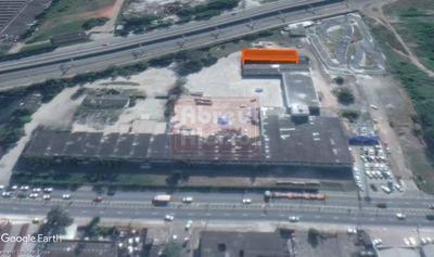 Galpão Com 450m² Em Suzano Ao Lado Da Unidas E Do Habibs, A 900m Da Estação Suzano. - 955