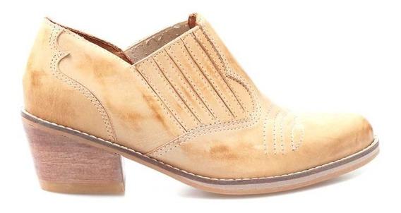 Zapato De Cuero Marcel Calzados (cod.18608)