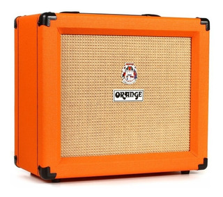 Amplificador Guitarra Electrica Crush 35rt Orange Musicstore