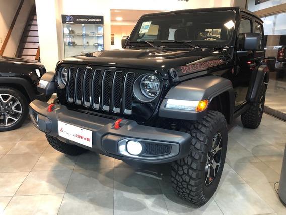 Nuevo Jeep Wrangler Rubicon 3 Puertas