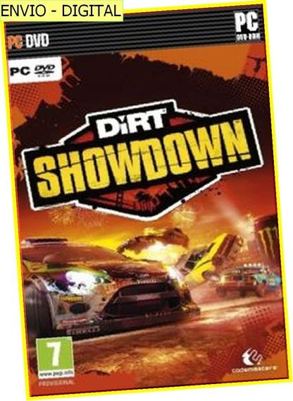Dirt Showdown Flt 2012