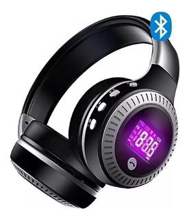 Auricular Zealot B19 Bluetooth Lector Micro Sd Radio Premium