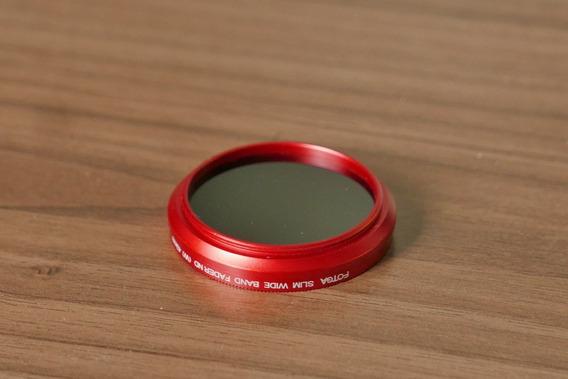 Filtro Nd 2-400 Fotga Pro 43mm Lx 100