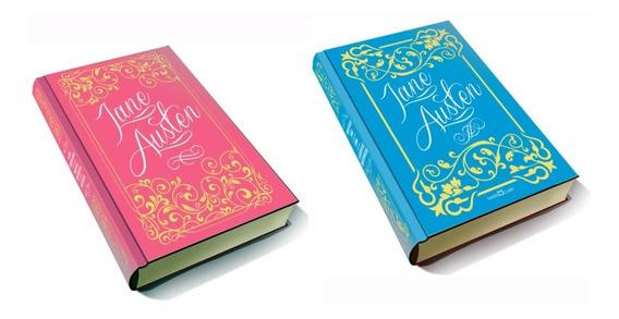 Razão E Sensibilidade + 5 Romances Jane Austen Frete Grátis